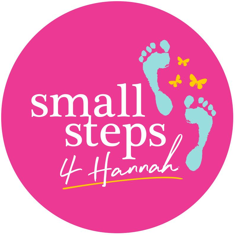 Small Steps 4 Hannah